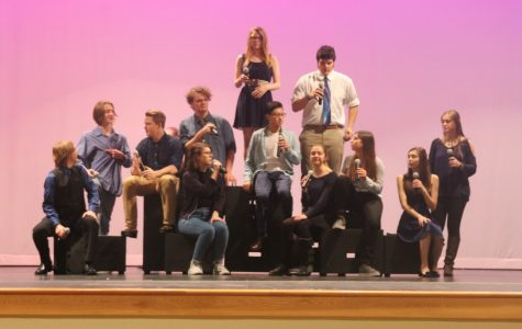 LSE's annual Nite of Knights set to perform Feb. 14-16