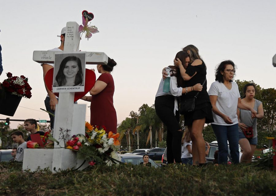 """Tragedy at Florida High School begs the question: """"What if it happens here?"""""""