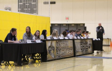 Signing Day: Seventeen LSE Athletes to play at collegiate level in fall