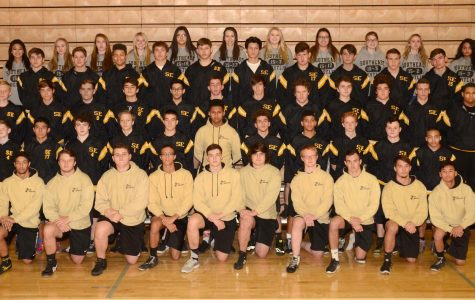 Knights come up short at State Wrestling