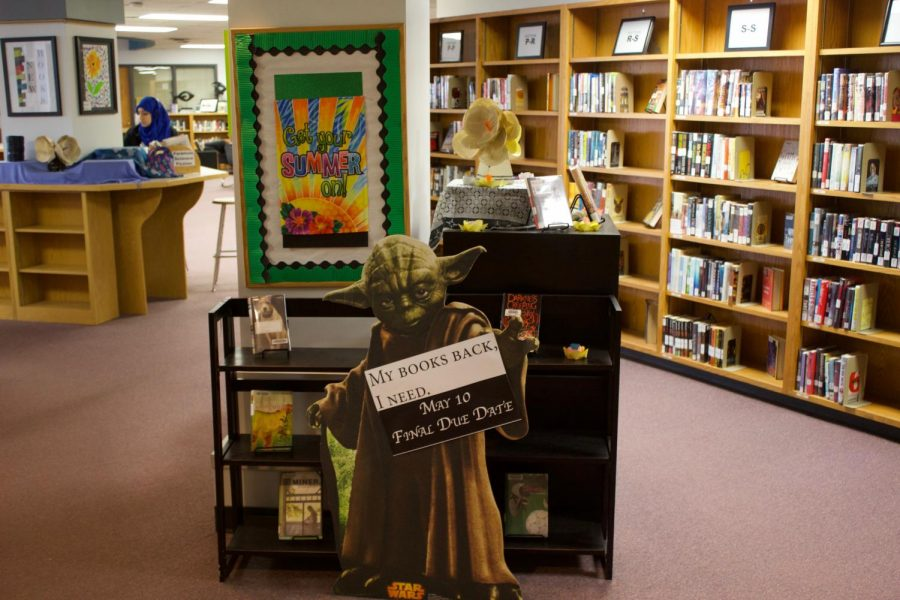 Media center will allow students to work to pay off fines