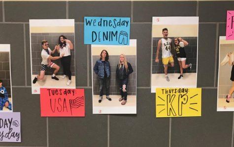 Southeast students showcase their Knight Pride during Spirit Week