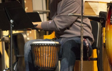 Percussion Ensemble to perform at NMEA Conference