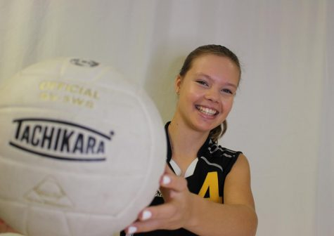 Knights Volleyball looks for late season rally after recent woes