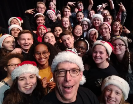 Bel Canto hosts annual winter concert for all LSE choirs