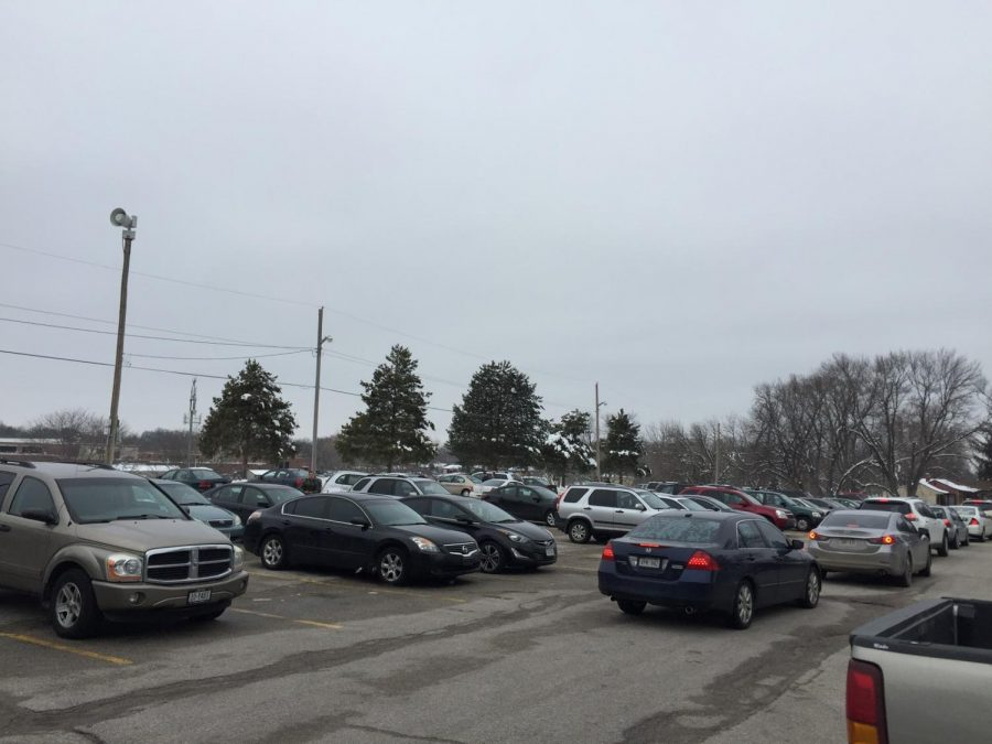 No Parking Zone: Southeast's newest parking policy has only contributed to the overcrowding issue