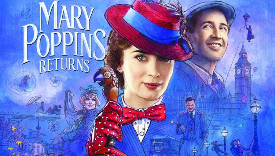 Movie Review: Mary Poppins Returns