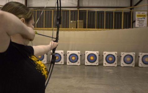 LSE Archery Team competes at first tournament of the season