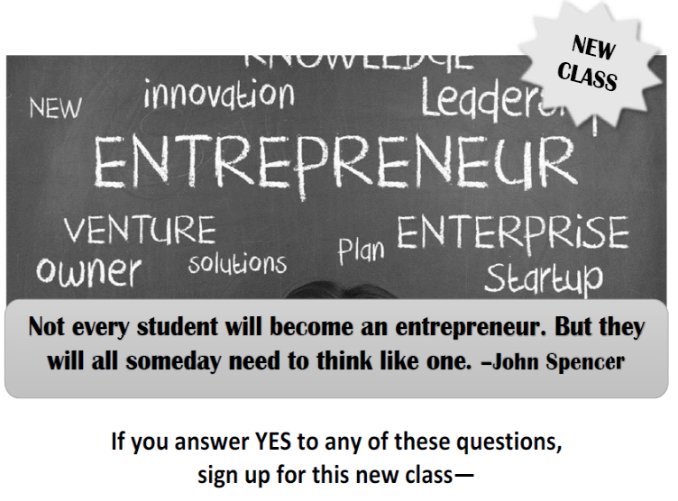 Entrepreneurship+class+up+for+enrollment+at+LSE+for+2019-2020+school+year