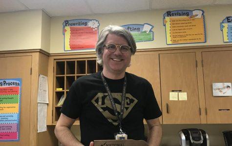 Debate Coach Segrist wins the Nebraska South District Debate Coach of the Year Award