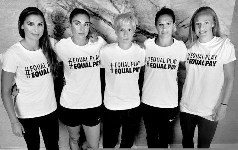 US Women's National Soccer Team sues US Soccer over Gender Discrimination