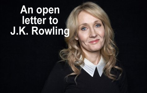An open letter to J.K. Rowling: Move on from Harry Potter