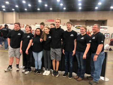 Southeast Knights take on Archery Nationals Tournament