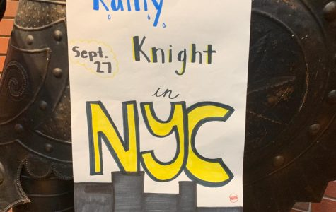 Homecoming 2019: A Rainy Knight in NYC and HOCO 'Proposals'