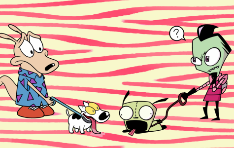 Review: Nickelodeon revives 'Invader Zim' and 'Rocko's Modern Life' for two new specials