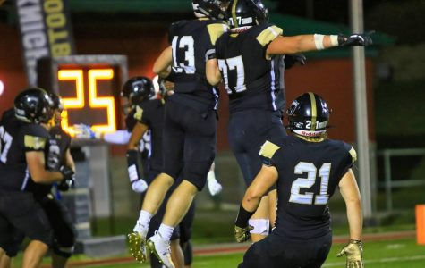 Knights secure a big Homecoming win