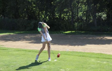 Girls Golf: Sophomore Ansley Sothan navigates chaos of fall activities
