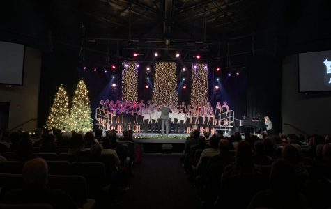 Must be Christmas: LSE's Annual Winter Concert takes on a new location