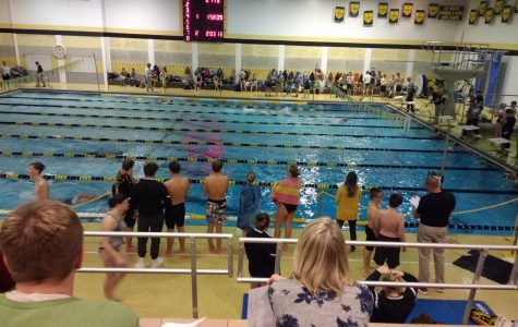 Southeast Swim falls short against Papillion-La Vista