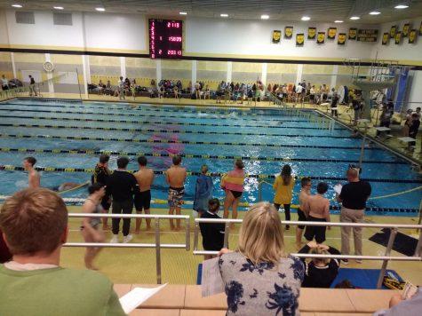 Southeast Swim falls short against Papillion-La Vista