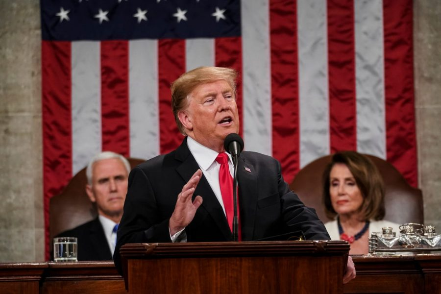Opinion: Babysitters needed at the State of the Union Address