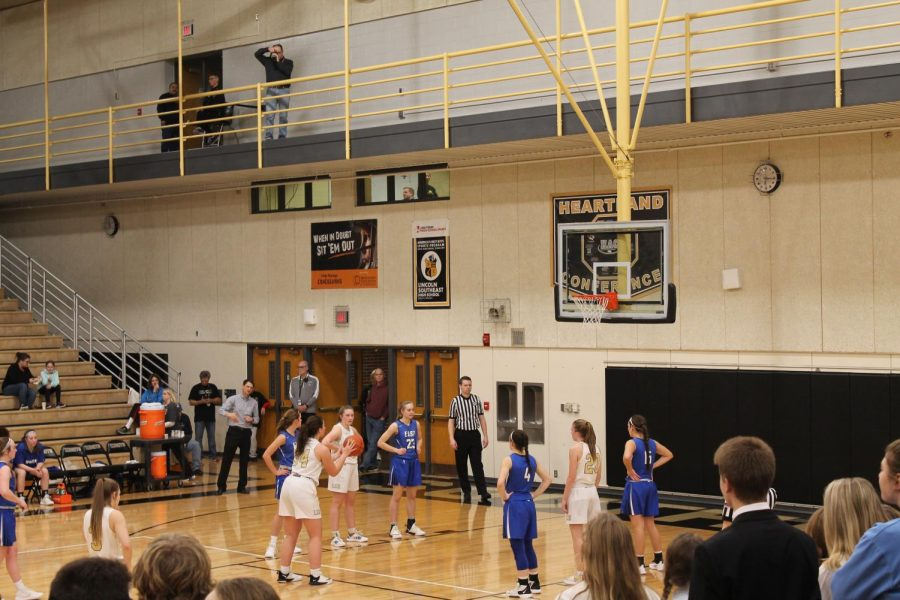 After a tough loss to Lincoln East, LSE Girls Varsity Basketball remains optimistic