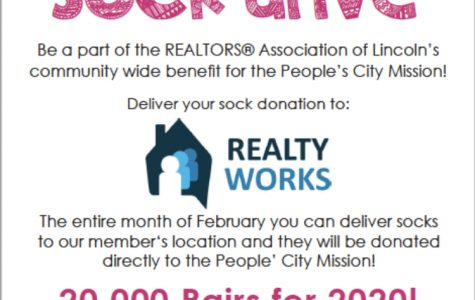 Lincoln Southeast furthers community outreach with 4th annual Sock Drive