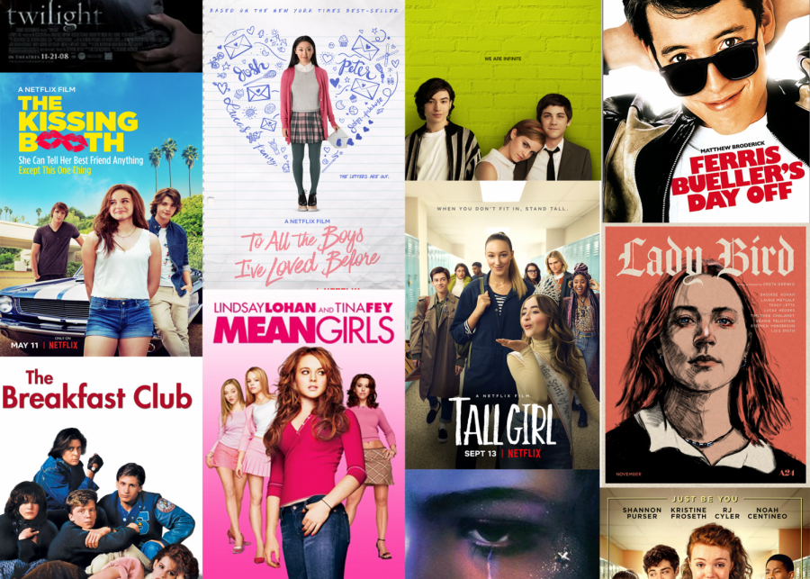 Opinion: Teenage Dreams — As teen movies takeover streaming sites, it can be hard to stay realistic in the sea of idealistic high school portrayals