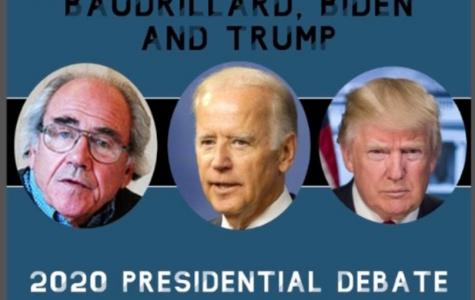 Baudrillard, Biden and Trump: Understanding the debates