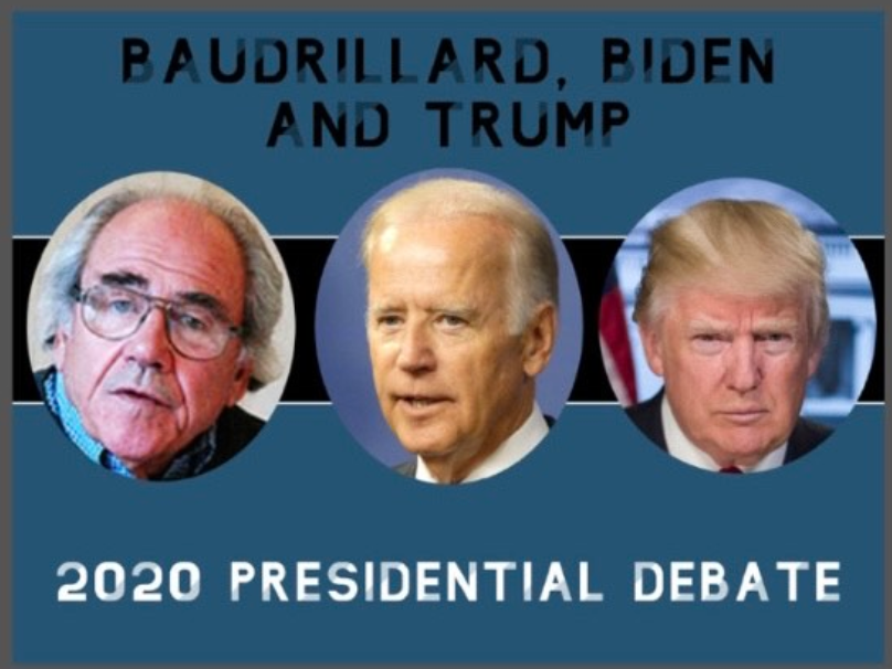 OPINION: Baudrillard, Biden and Trump: Understanding the debates
