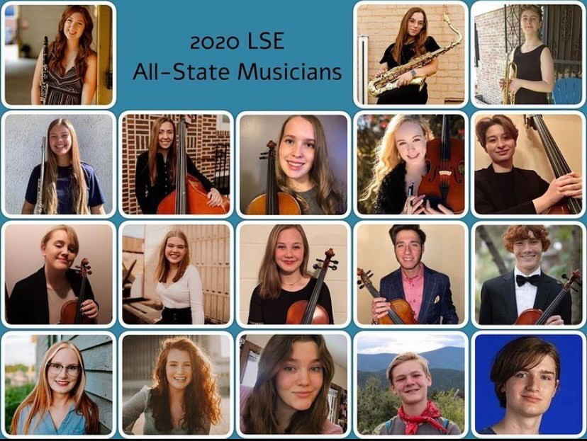 Photo+of+LSE%27s+2020+All-State+Musicians+