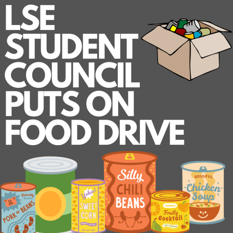 LSE Student Council hosts annual Food Drive